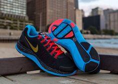 """Cody Hudson x Nike LunarGlide+ 4 """"Chicago Marathon"""""""