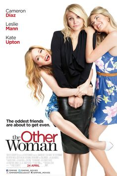The Other Woman – this movie is soooooo good! :D don't see it with your guy friends though...