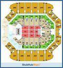 #Ticket  2 TIX BARBRA STREISAND @ BARCLAYS CENTER 8/11 SECTION 17 GREAT SEATS  CD! #deals_us
