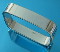 Beautiful,elegant,New Solid 925 Sterling Silver Plain Square Shape Bangle Bracelet. London Assay Office Hallmarked. Bracelet is with strong and hidden lock. Thick: 3.0 mm. | eBay!