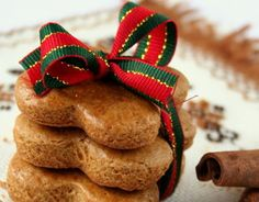 Miękkie pierniczki Xmas, Christmas Ornaments, Tasty, Sweets, Cookies, Holiday Decor, Recipes, Food, Polish