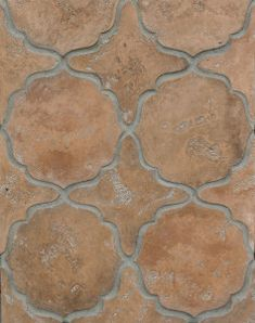 Arabesque Pattern 13 Spanish Cotto Limestone-Grout Used: Laticrete 24 Natural Gray Spanish Bathroom, Spanish Style Bathrooms, Spanish Style Homes, Spanish Revival, Spanish House, Spanish Colonial, Spanish Tile Kitchen, Spanish Bungalow, Colonial Art