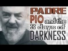 Signs leading up to the 3 Days of Darkness - Ready for 6th seal - YouTube