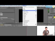 How to Animate Text In After Effects - YouTube