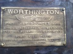 Worthington Paris - Le Bourget