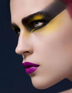 Josh Van Gelder. Makeup by Lisa Eldridge http://www.lisaeldridge.com/gallery/editorial/ #Makeup #Beauty #Fashion