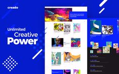 <b>Creado</b> is a stunning fully responsive Art & Culture Theme, created for those who value beauty and contemporary art in all its gorgeousness and want to share their interest through the web. I...
