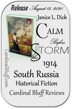 Thunder clouds of war and revolution are looming in the Crimea — 1914. Three young people face major changes in their lives and faith along with their families and friends. Faith based historical fiction novel released on August 15, 2020. Pre-order on Amazon. Thunder Clouds, Historical Fiction Novels, Calm Before The Storm, August 15, Young People, New Books, Announcement, Revolution, Families