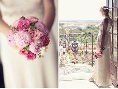 La luz especial de una boda en Portugal