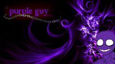 Purple guy wallpaper