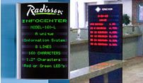 Multi-Line LED Displays -  Adsystems