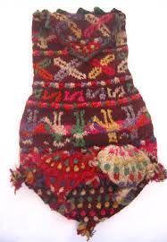 peruvian knitting