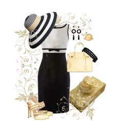 'The Wedding Guest', created by rjaynne on Polyvore