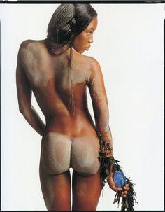 Naomi by Richard Avedon, 1995