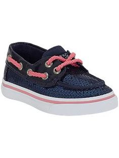 Sperry Top-Sider Kids Bahama Sequins (Infant/Toddler) | Piperlime