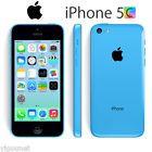 Unlocked Apple iPhone 5C 4G LTE 8GB 1080P 8MP Smartphone mobilephone AAA  Blue