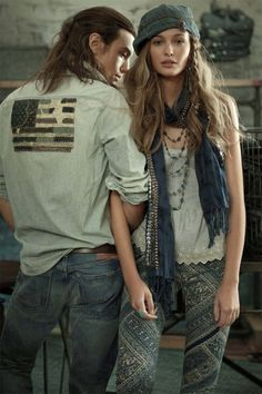 Image of Denim & Supply Ralph Lauren 2013 Spring Lookbook