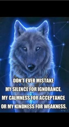 Wolf quotes and saying. The Wolf is a symbol of guardianship, instinct, loyalty, and spirit. The Wolf represents strong connection with instincts and intuition, high intelligence and communication – qualities we all should aspire to. Great Quotes, Quotes To Live By, Me Quotes, Motivational Quotes, Inspirational Quotes, Promise Quotes, Humorous Quotes, Nature Quotes, Super Quotes