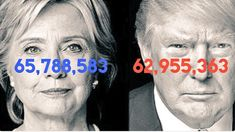 time for an end to the electoral college...it caused us Bush and Trump... each vote should count equal no matter where in the country it is cast!!