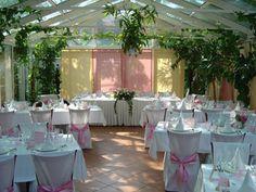 Esküvői helyszín, Jardinette étterem