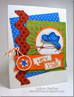 I found this on stampinup.com.  Love this cute new stamp set in photopolymer!