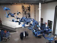installation at Merci by Li Edelkoort