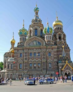 Church of the Spilled Blood, Saint Petersburg, Russia - check!