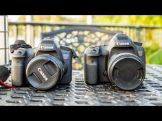 Canon 6D Vs. 5D Mark III Hands On Review