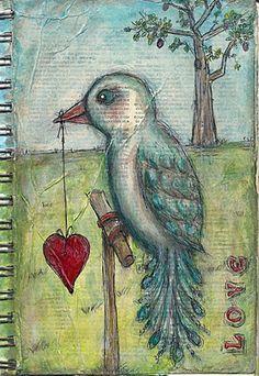MY art journal -Esther Orloff