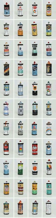 Vintage spray paint can designs Graffiti Murals, Street Graffiti, Cup Design, Logo Design, Graffiti Spray Can, Graffiti Supplies, London Wall, Spray Paint Cans, One Logo