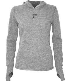 RokFit Performance Pullover Hoody | $39.95 | YourFitnessSpot.com #WomensActivewear #YourFitnessSpot