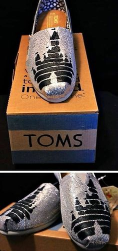 TOMS shoes are half off