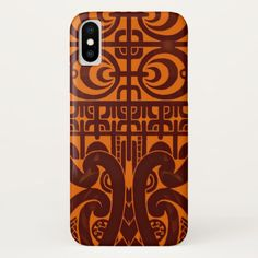 Cool symmetrical tribal Marquesas tattoo design Apple Iphone X phone case Tribal Tattoos, Cool Tattoos, Samsung Galaxy Cases, Galaxies, Apple Iphone, Create Your Own, My Design, Tattoo Designs, Ipad