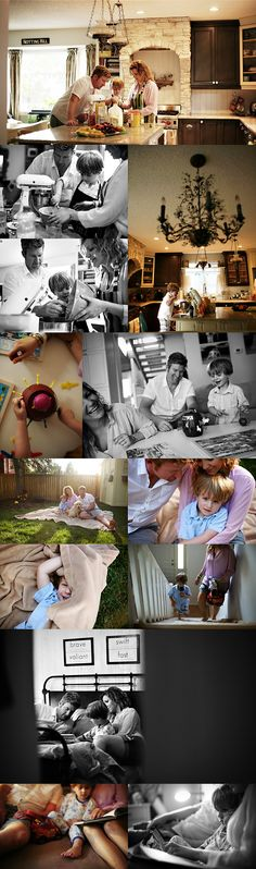 This is type of family photos i would love to shoot one day!!! andrea hanki :: lifestyle photography