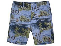 Tommy Bahama Coast To Coaster Swim Shorts (Color: Blue Note, Size Beach Pool, Tommy Bahama, Swim Shorts, Patterned Shorts, Coasters, Swimwear, Fashion, Bathing Suits, Moda