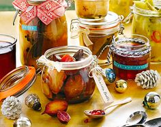 CHILLI PICKLED SWEET & SOUR BEETS From Jamie Magazine