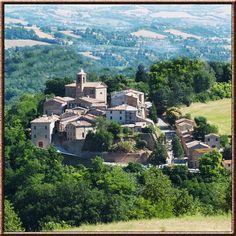 Castello di Nidastore, #Arcevia