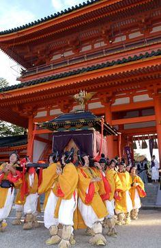 時代祭 時代祭について| 京都市観光協会
