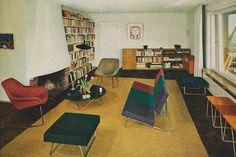 from Ameublement et Decoration Modernes, 1961 via Birds of Ohio