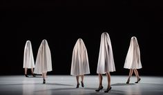 Hussein Chalayan debuts first dance production in London
