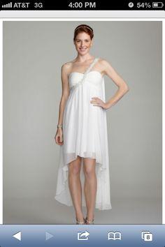My wedding dress..,,beach wedding