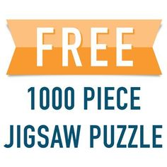 FREE PUZZLE WITH PURCHASE! First, add any in-stock item to your shopping basket, then add this item, and we'll include it absolutely FREE with your order. Limit one free puzzle per order while supplies last. Jigsaw Puzzle Store, Free Jigsaw Puzzles, New Puzzle, 500 Piece Jigsaw Puzzles, Angel Artwork, Cancer Treatment, Family Love, Best Memories, Free Mail
