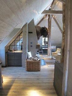 Filet habitation pour vide sur s jour combles deco for Idee d amenagement de combles