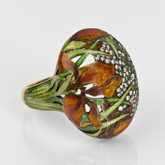 Iris ring by Ilgiz Fazulzyanov