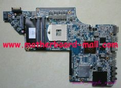 Replacement for HP 639390-001 Laptop Motherboard