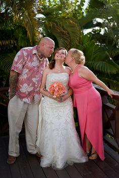 Brides Parents // Nautical Wedding // @Windjammer Landing #destinationwedding #windjammer #wedding  #nauticalwedding