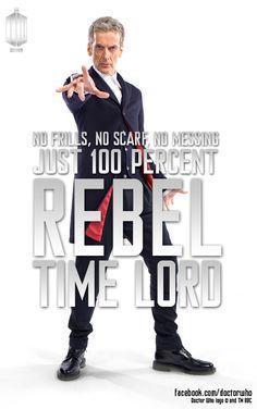 Rebel Time Lord!