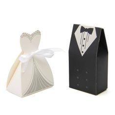 Купить Gvcd 100 шт. смокинг жениха свадебные конфеты подарок Коробки Свадебная вечеринка пользуи другие товары категории Упаковка для подарковв магазине Friendship Close Distance StoreнаAliExpress. favour wedding и favours
