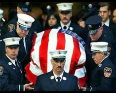FDNY 343 tribute who gave their live on 9/11/01