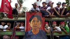 Check out GCSF's VP, Priscilla Clapp, writing for CNN about Aung San Suu Kyi and the easing of sanctions in Myanmar